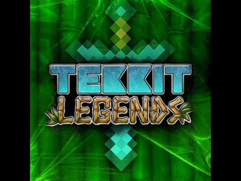 How To: Make a Tekkit Legends Server 1.1.1 & Port Forward