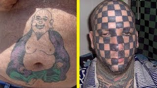 The Most Hilariously Bad Tattoos Ever Seen