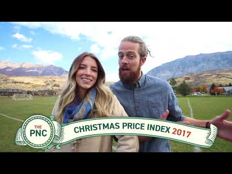 Christmas Price Index: Lords Leaping