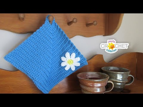 Mother's Day Brunch Pot Holder - Fresh as a Daisy!