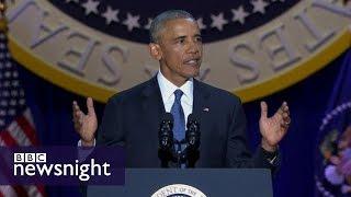 What is President Barack Obama