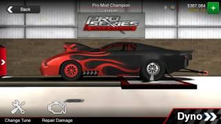 CHAMPIONSHIP TIME!   Pro Series Drag Racing   Daikhlo