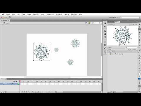 Modifying-Symbol-Properties Flash CS6