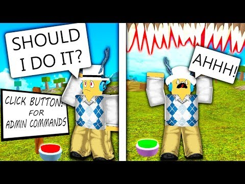 FAKE ADMIN COMMANDS TRAP TROLLING! | Roblox Admin Commands Trolling | Roblox Funny Moments