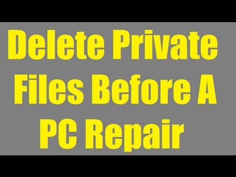 How To Clean A Computer Before PC Repair