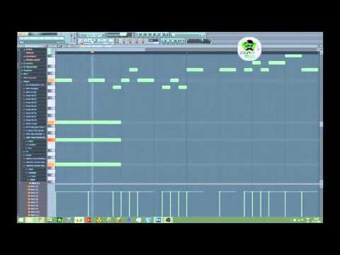 Avicii-Wake me up (fl studio melody tutorial)
