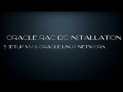 Oracle RAC 12C Installation -3- Network Setup.
