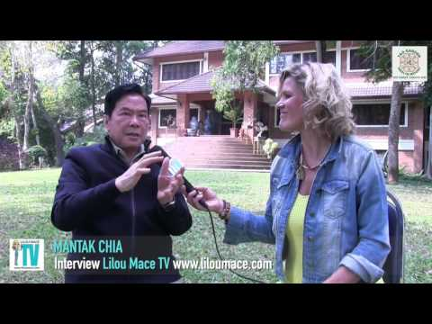 PART 4/5 - Death hormone, AYAHUASCA and Kidney energy - Mantak Chia
