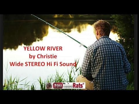 YELLOW RIVER by CHRISTIE  Super wide Stereo