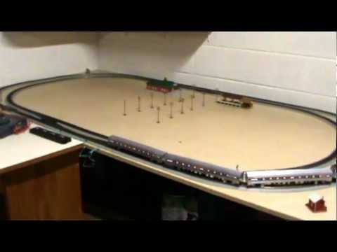 My 4x8 HO Scale Layout