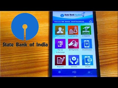 sbi mobile banking | money transfer in hindi |sbi mobile banking registration 2017 update | part 3
