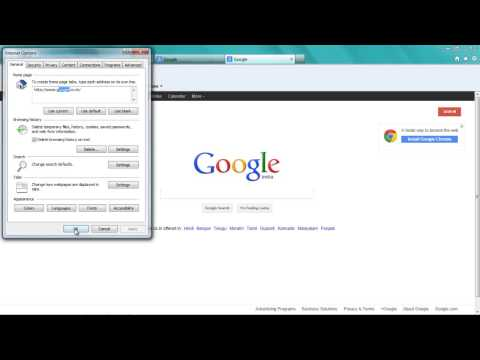 How to make Google your homepage-Make Google my homepage on chrome,Firefox,Internet Explorer 2016