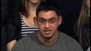Muslim Man on Question Time Talks About Minorities and Integration.