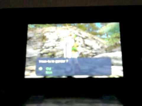 Catch hylian loach with normal lure