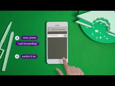 Call Forwarding on iOS
