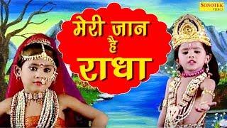 Download Meri Jaan Hai Radha | Shyam Ji Ka Lifafa | Raju Punjabi, Krishan Bhajan | Janmastmi Speacial Video