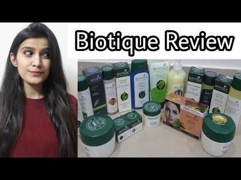 Biotique Products Haul + Review | Affordable Skin & Hair Care | Shampoo & Facial Kits |