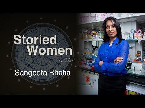 Storied Women of MIT: Sangeeta Bhatia
