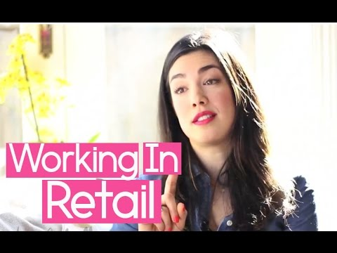 Melanie Vallejo: Working In Retail & Getting Into Acting