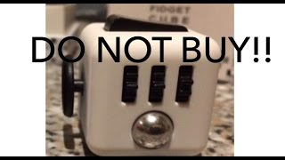 Download DO NOT BUY THIS FIDGET CUBE!! - Fidget cube comparison Video