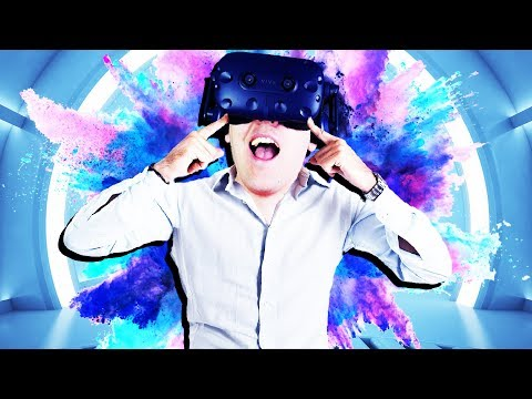 VR TELEKINETIC POWERS! Combat Tested Gameplay - VR HTC Vive Pro