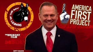 Alleged Pedophile Senate Candidate Roy Moore Interviews With 12-Year-Old Girl