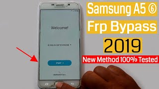 Samsung A5 (6) A510FD Frp Bypass U5 7 0 Note 5 Without PC N920C
