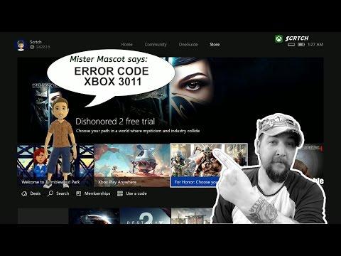 Common Xbox Prepaid Code Errors