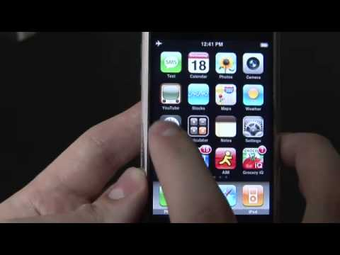 iPhone and iPod Touch Sleep Alarm Quick Tip