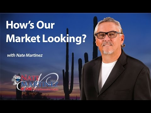 Phoenix Real Estate Agent: How's Our Market Looking?