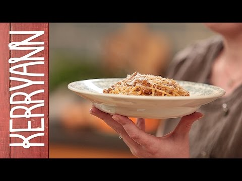 Super simple spaghetti bolognese | Jamie's Food Revolution Day