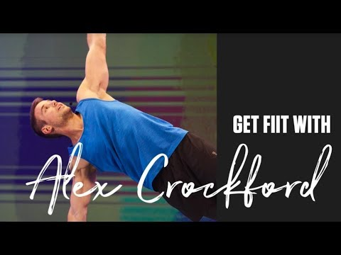 Get Fiit With Alex - FIRST FIIT WORKOUT!!