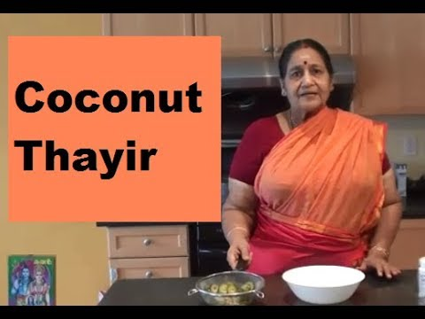 Coconut Curd Yogurt
