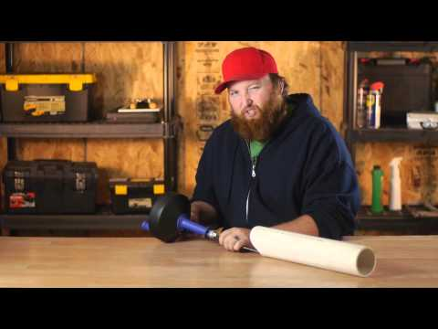 How to Clear a Blocked Plumbing Vent : Plumbing Fixes