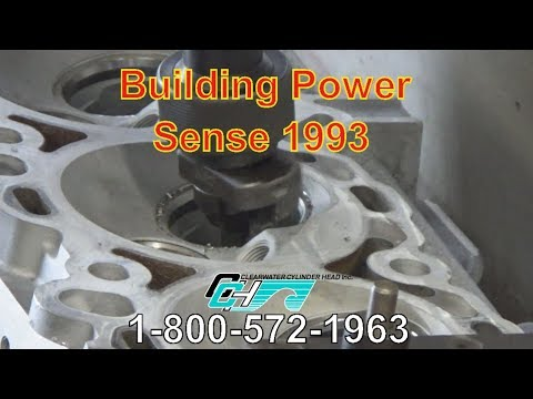 Interview With Clearwater Cylinder Head  | Automotive Cylinder Heads | Marine Cylinder Heads