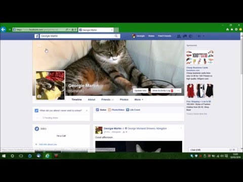 How to Download an Archive of your Entire Facebook Profile
