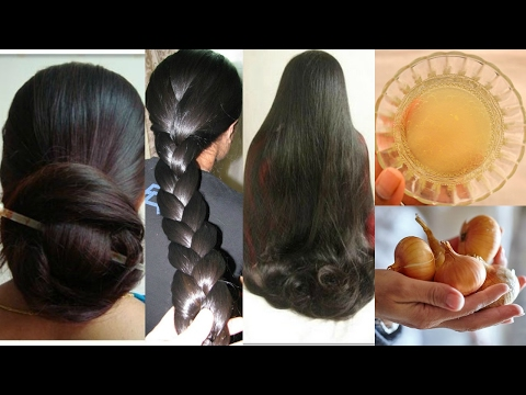 SUPER LONG and STRONG THICK Hair Growth | How To Grow Long and Thick Hair Naturally Fast