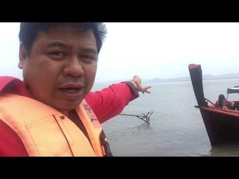 ชวนเที่ยวสตูล ล่องเรือหัวโทงยามเย็น เที่ยวเกาะเหลาตรงหรือเกาะมะเขือ ทะเล สตูล รอยต่อ ตรัง