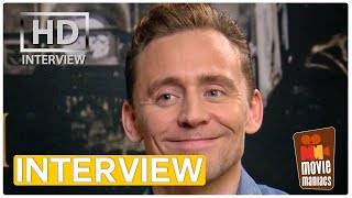 Crimson Peak | Tom Hiddleston on ghosts and more exclusive interview (2015)