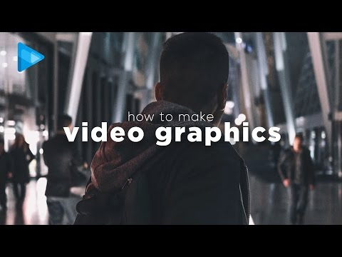 How to Create Video Graphics in Sony/MAGIX Vegas Pro 2017! (Tutorial)