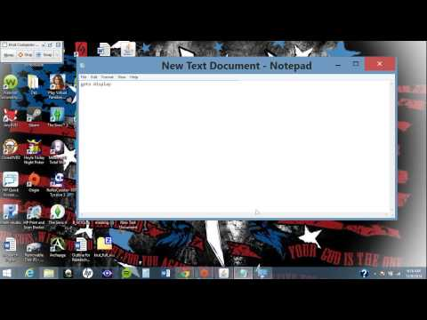 How to change the screen orientation in windows 8