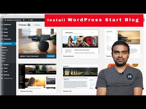How to Install WordPress? How to write my First Blog? Web Devlopment Series #2