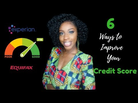 6 Ways to Improve Your Credit Score Even If You Have Bad Credit