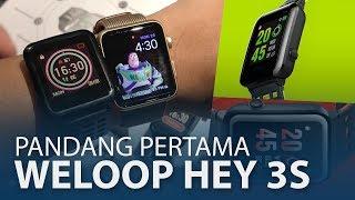Pandang Pertama: WeLoop Hey 3S - Alternatif Apple Watch RM499?