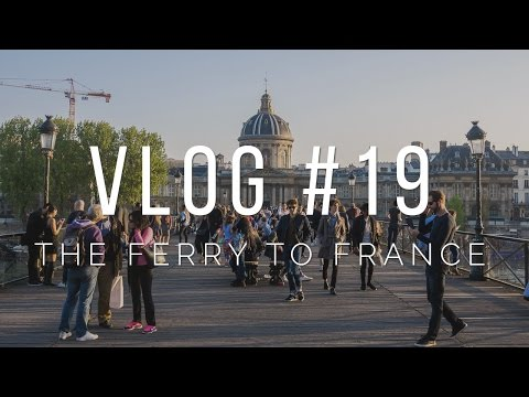 Vlog #19 - The Ferry to France