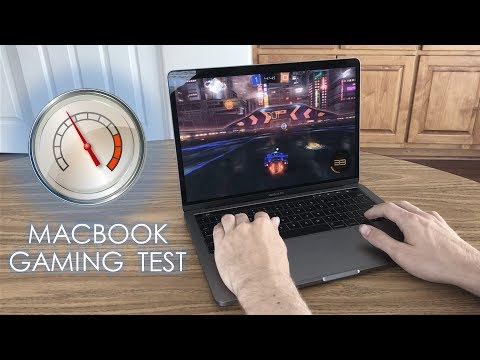 MacBook Pro With Touch Bar (2017): Gaming & Performance Test