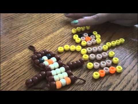 DIY: Beaded Owl. | SoCraftastic