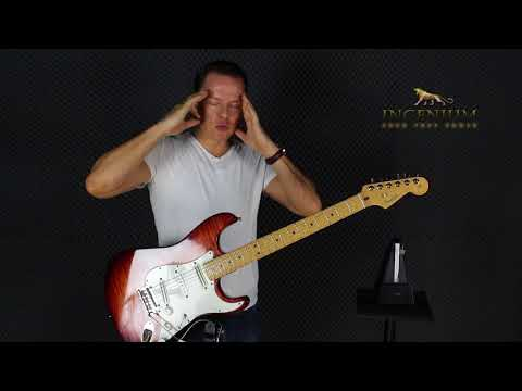 Don't lift your fingers - Fretting hand insight