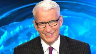 Anderson Cooper reads best