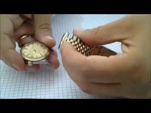 How to find Rolex reference number